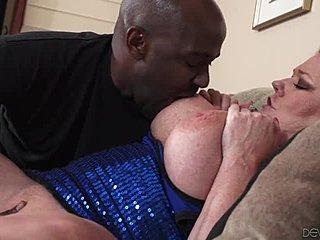 Zrelé interracial Gangbang porno