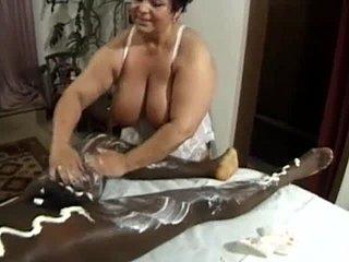 Noir Granny Sex com