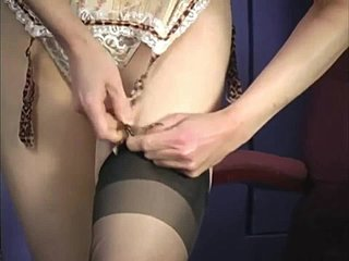 černé shemale trojice porno