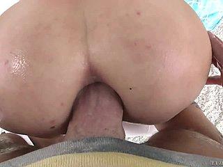 Stor pik ansigt fucking