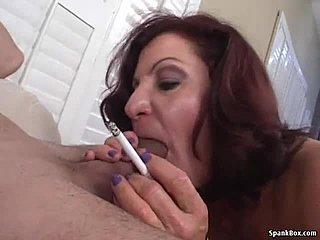 Thank granny handjob sex