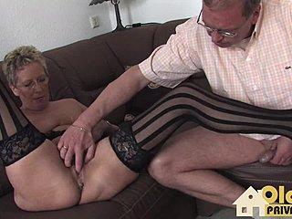 Čierna babička sex videa