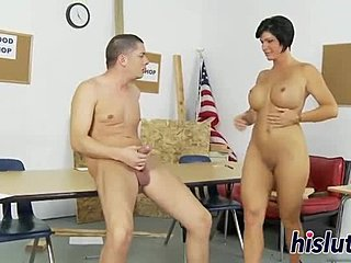 MILF swingers sex