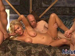 Bedstemor orgie